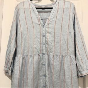 Old Navy Linen Style Summer Dress